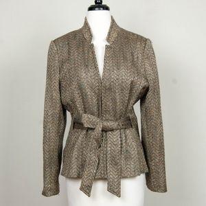 """O by OSCAR DE LA RENTA """"Vintage"""" Tweed Blazer"""